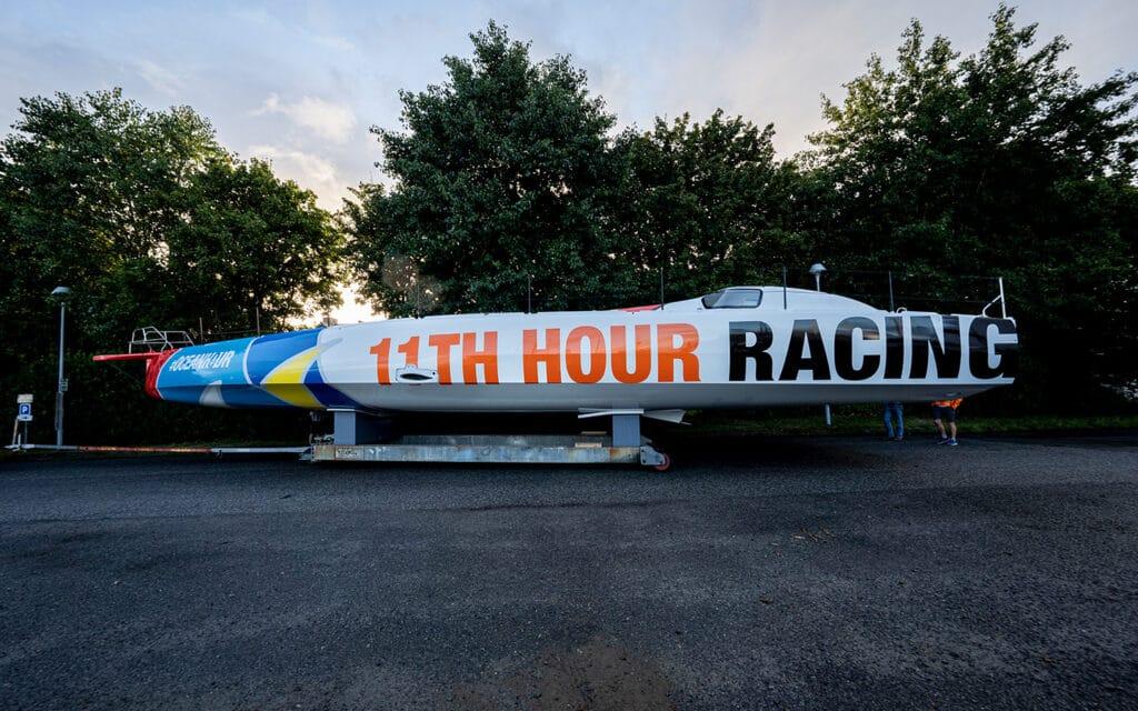 11th hour racing team 11.2 imoca 60
