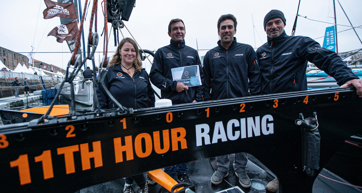 11th hour racing team sustainability policy