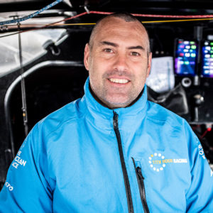 11th Hour Racing Team Boat Build Manager Wade Morgan