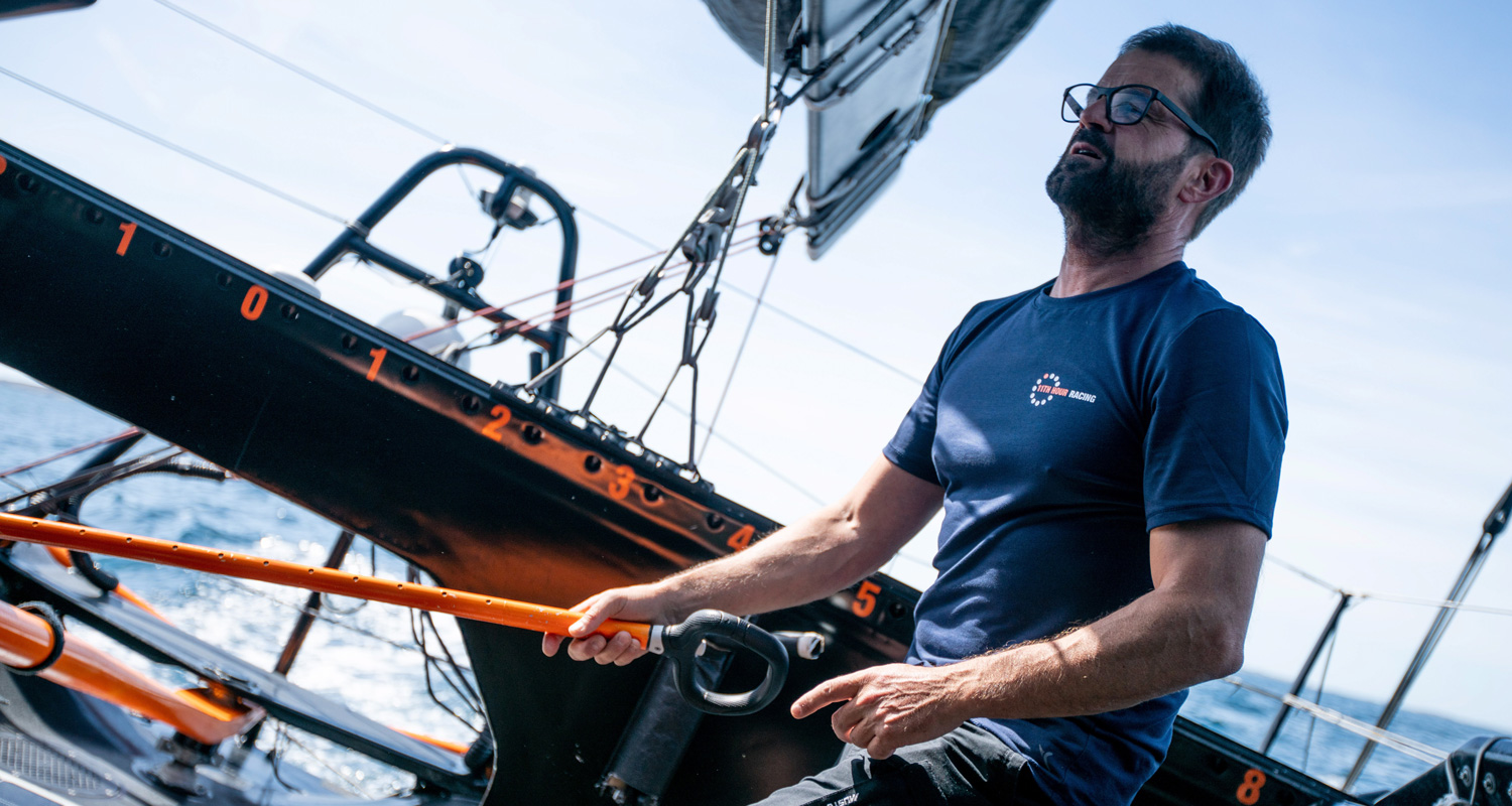 Pascal Bidegorry to co-skipper 11th hour racing in 2019 Transat Jacques Vabre